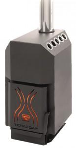 Теплодар печь купить топ модель 140 (дверца сталь)