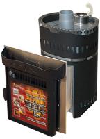 Печь для бани Ферингер - Малютка паровая экран